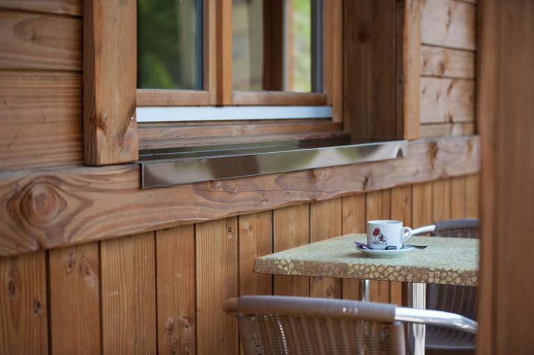 agencement pro pour restaurant terrasse bois
